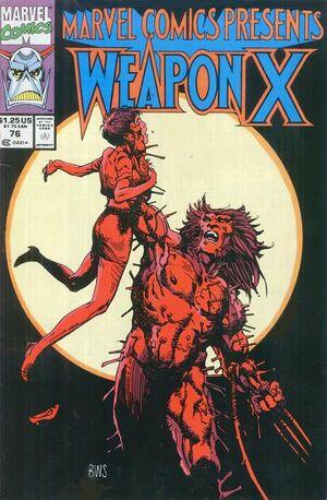 Marvel Comics Presents Vol 1 76