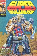 Super Soldiers Vol 1 2