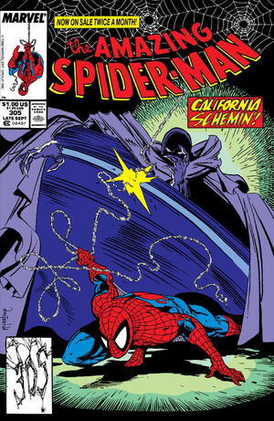 Amazing Spider-Man Vol 1 305