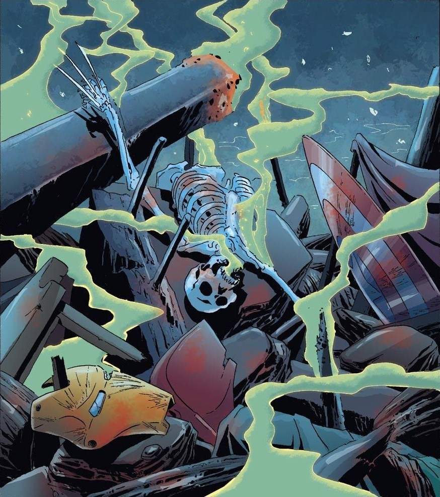 Deadpool Kills The Marvel Universe Iron Man Earth-12101 | Marvel D...