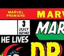 Marvel Premiere Vol 1 3
