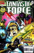 Fantastic Force Vol 1 2