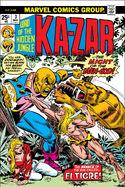 Ka-Zar Vol 2 3