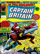Captain Britain Vol 1 6