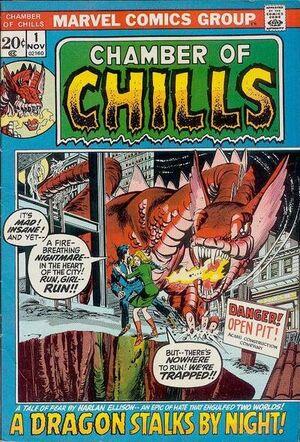 Chamber of Chills Vol 1 1