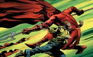 Tier Sinclair (Earth-616) and Mephisto (Earth-616) 01