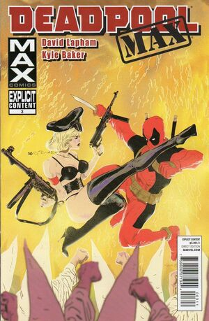 Deadpool Max Vol 1 3
