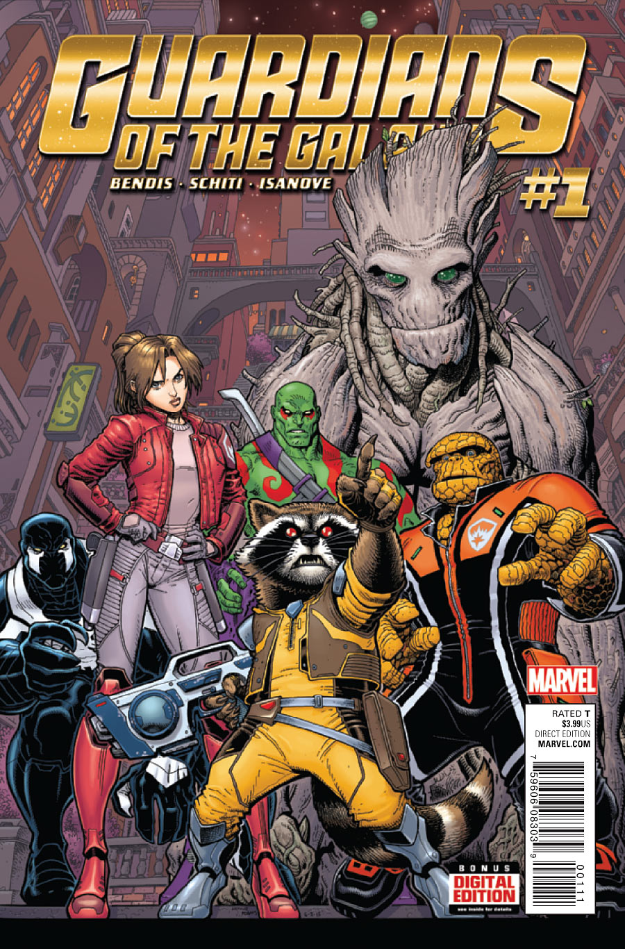 Guardians of the galaxy vol marvel database fandom