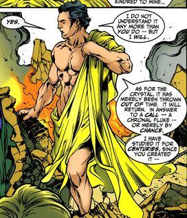 Immortus reborn in Avengers Forever Vol 1 12