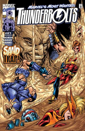 Thunderbolts Vol 1 41