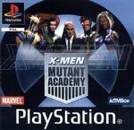 X Men Mutant Academy