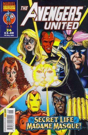 Avengers United Vol 1 26