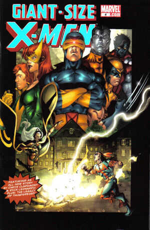 Giant-Size X-Men Vol 1 4