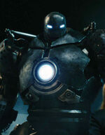 Obadiah Stane (Earth-199999) as Iron Monger