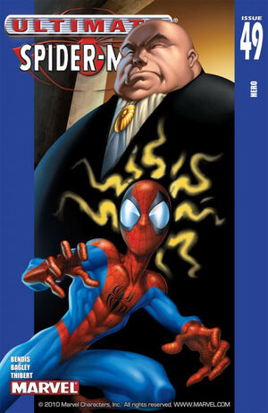 Ultimate Spider-Man Vol 1 49