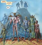 Avengers Federation (Earth-12091) from Space Punisher Vol 1 4 0001