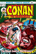 Conan the Barbarian Vol 1 27