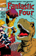Fantastic Four Vol 1 346