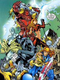 Avengers (Earth-9930) from Avengers Forever Vol 1 4 0001