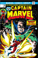 Captain Marvel Vol 1 36