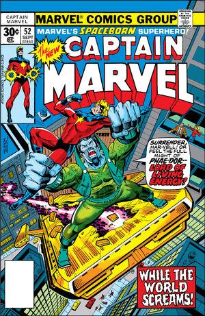 Captain Marvel Vol 1 52