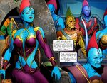 Inhuman Centaurians from Fantastic Four Vol 1 577 001
