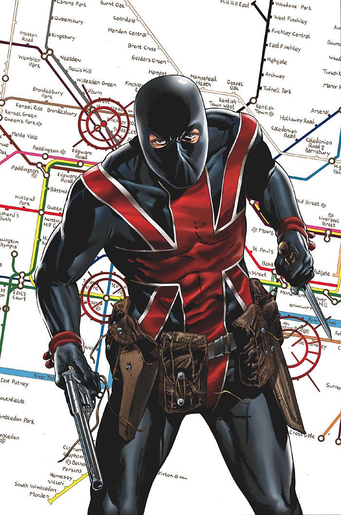 <b>Union Jack</b> (Montgomery Falsworth) - <b>Marvel</b> Universe Wiki: The ...