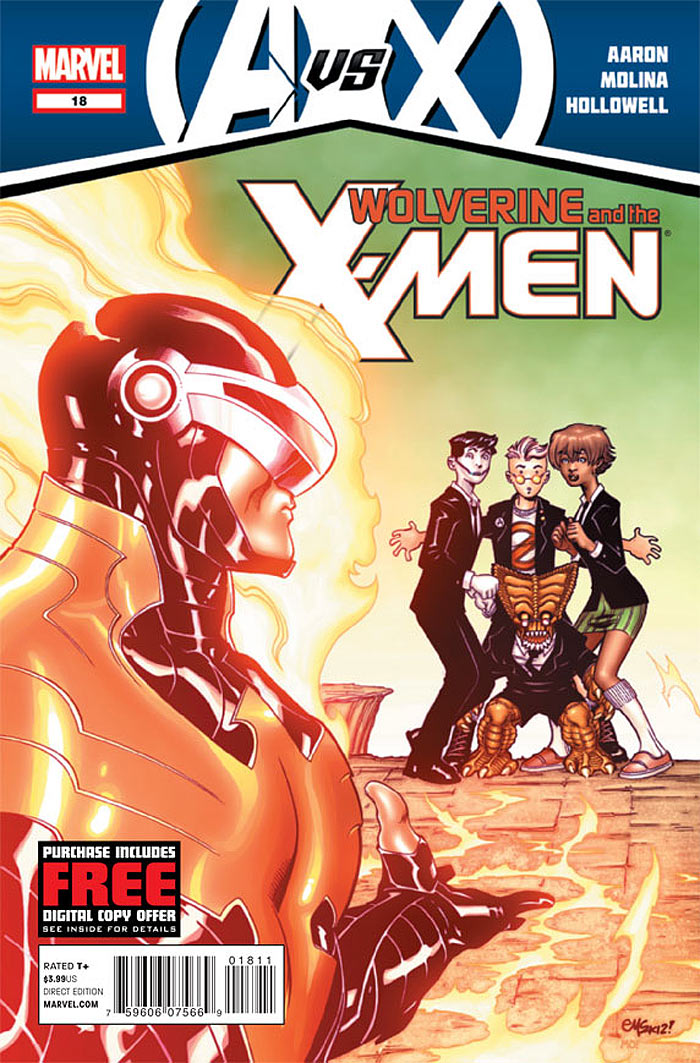 wolverine and the x men vol 1 18 marvel database fandom wolverine and the x men vol 1 18