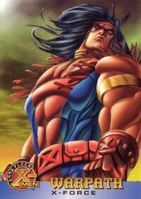 James Proudstar (Earth-616)