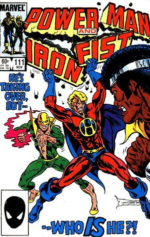 Power Man and Iron Fist Vol 1 111
