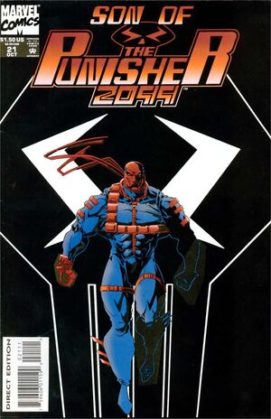 Punisher 2099 Vol 1 21
