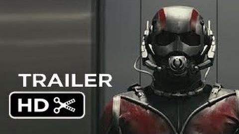 Ant-Man Official Comic-Con Trailer (2015) - Edgar Wright Movie HD