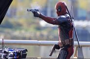 Deadpool Filming 32