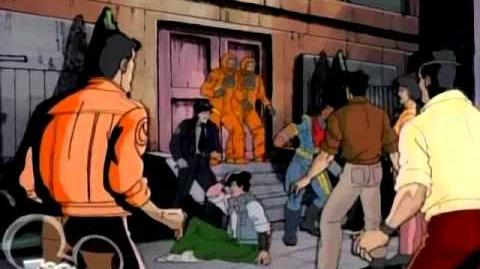 X-Men The Animated Series Season 2 Episode 8 (Part 1)