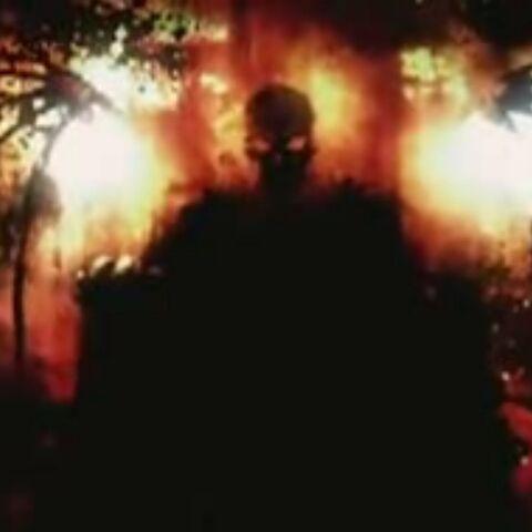 Zarathos turned into the Spirit of Vengeance.