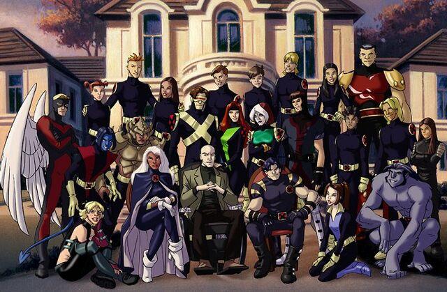 File:X-men evolution.jpg