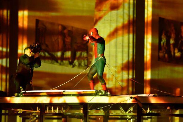 File:Spider-Man - Homecoming - Set - October 11 2016 - 1.jpeg