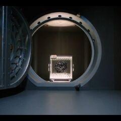 Gravitonium stored in secret at the Fridge