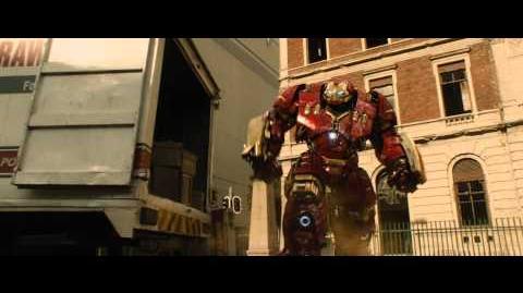 "Marvel's ""Avengers Age of Ultron"" - Hulkbuster - Clip 4"