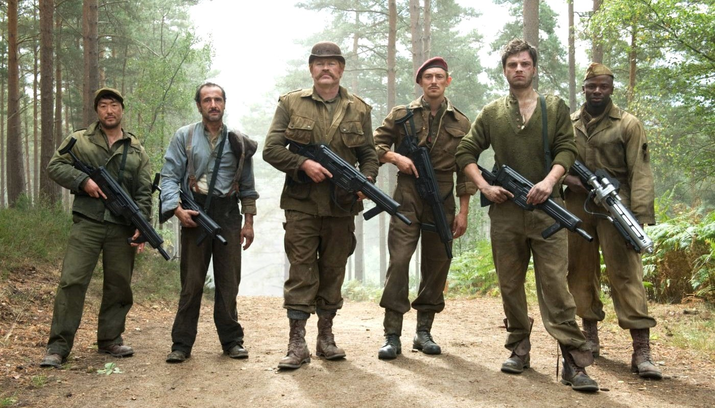 Image result for captain america the first avenger howling commandos