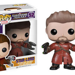 Unmasked Star-Lord