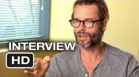 Iron Man 3 Interview - Guy Pearce (2013) - Robert Downey Jr