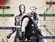Thor Vision-Avengers