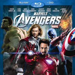 Marvel's <i>The Avengers</i> 2-Disc Blu-ray &amp; DVD Combo Pack