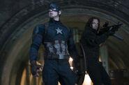 Cap and Bucky Civil War