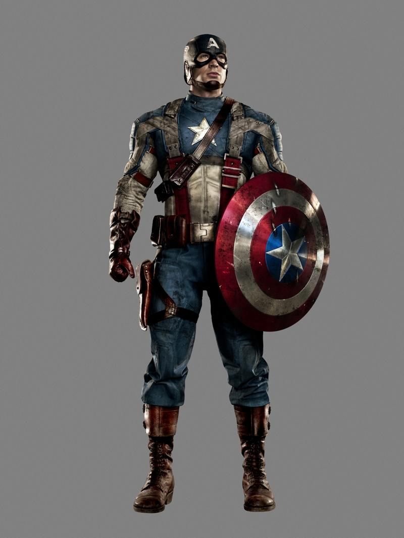Image Captain America The First Avengerjpg Marvel