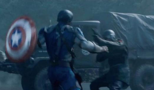 File:Marvel- Adam Hart doubling Chris Evans as Capt. America.jpg