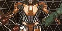 Iron Man armor (Mark XXXVI)