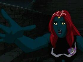 Mystique (X-Men Evolution)5