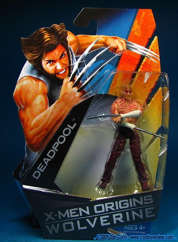 X Men Origins Deadpool Toy 12-feb-2016 #1638